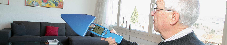 Erdung gegen Strahlung, Elektrosmog und elektrische Aufladung